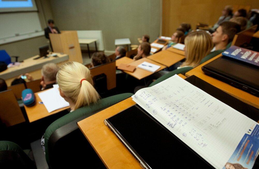 TTÜs tudengid