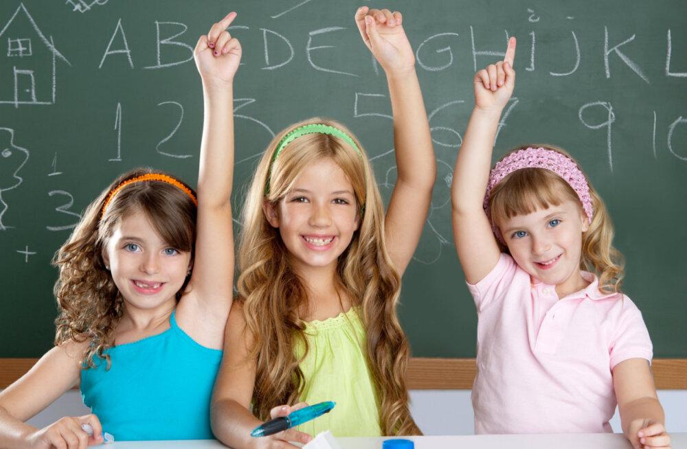 6 omadust, mis aitavad lastel elu ja õppimisega paremini toime tulla
