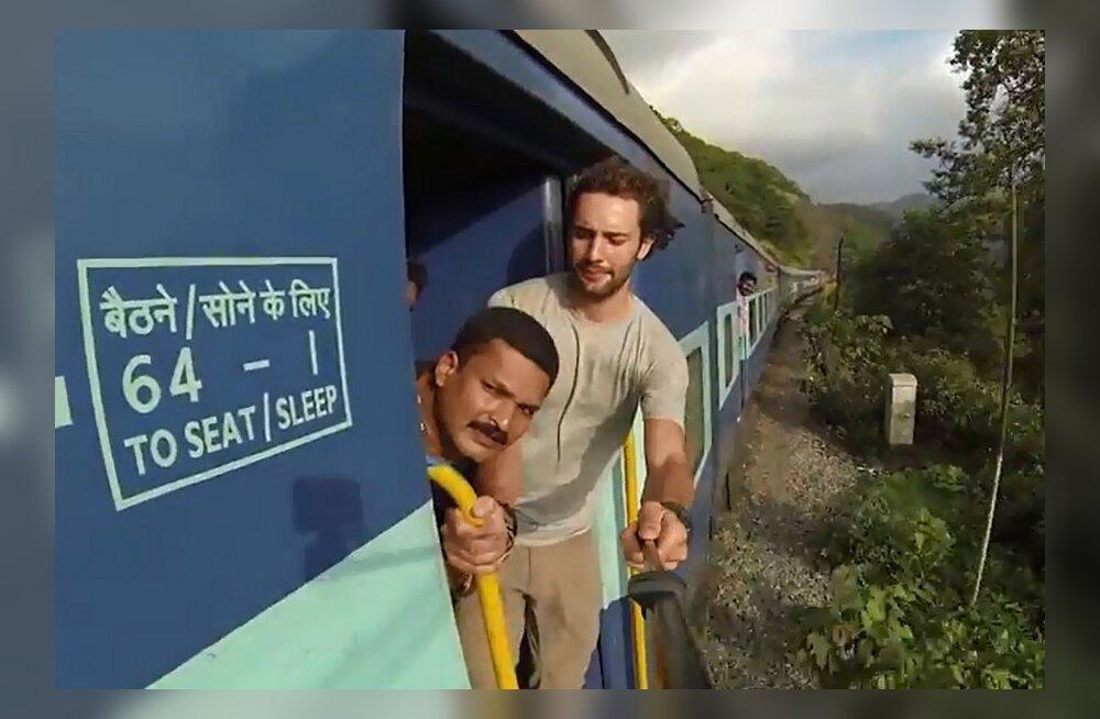 Selfie-video: kolme aastaga ümber maailma ja läbi 36 riigi