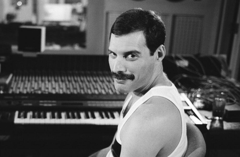 Freddie Mercury hiigelpäranduse saanud kallim: teiste kadedus tabas mind nagu rong!