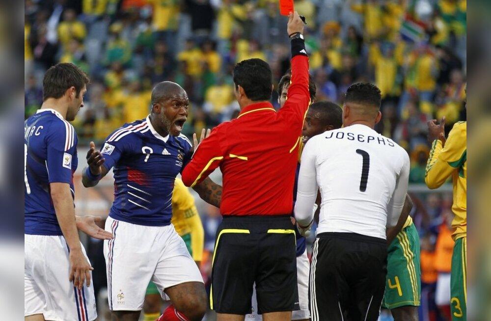 VIDEO: Uruguay võitis alagrupi, Prantsusmaa lõpetas MMi häbistava kaotusega!
