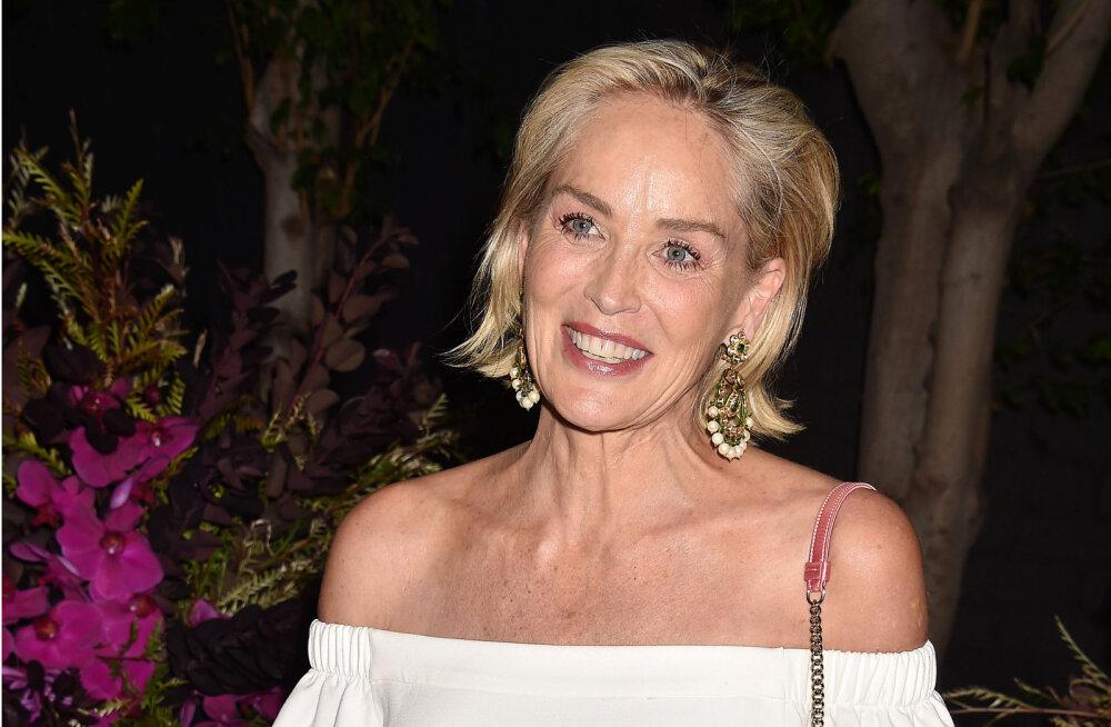 FOTOD   Jumestuse võlud: Sharon Stone on uues filmis tundmatuseni ära muudetud