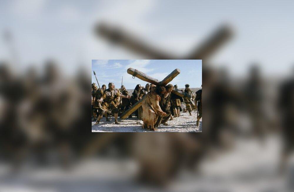 """Stseen filmist """"Kristuse kannatus"""