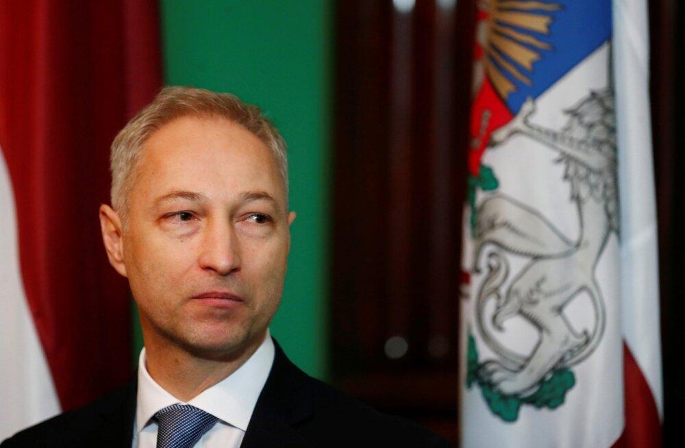 Uue Konservatiivse Partei (JKP) esimehest Jānis Bordānsist ei saa Läti peaministrit.