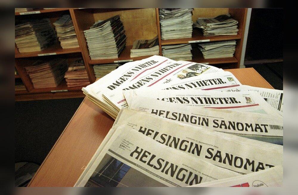 Meediakontsern Sanoma koondab Soomes ja Hollandis töötajaid