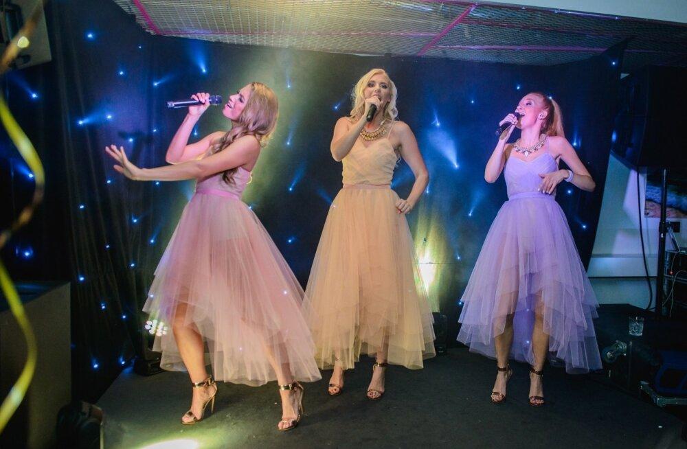 La La Ladies albumi esitlus