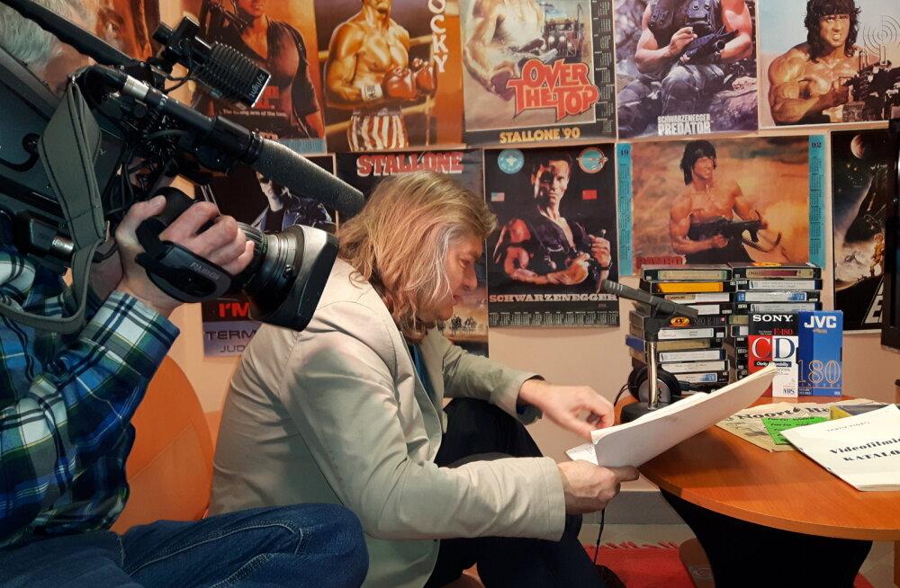 """Dokumentaalfilm Eesti videohullusest """"Tartu Video Kroonikad"""" jõuab kinodesse"""