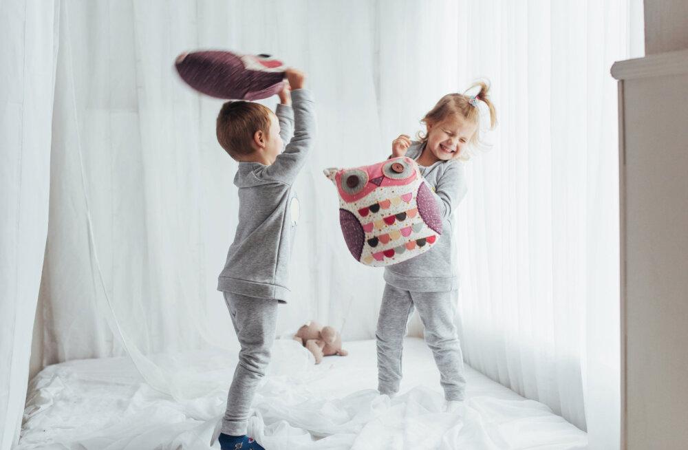 LAPSESUU EI VALETA | Ühe lapsevanema vahvad meenutused, kui tema laps hea naljaga hakkama sai