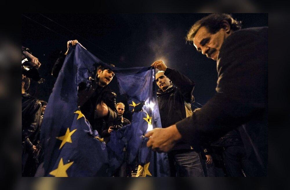 Eesti politoloog seadis doktoritöös euroliidu müüdid kahtluse alla