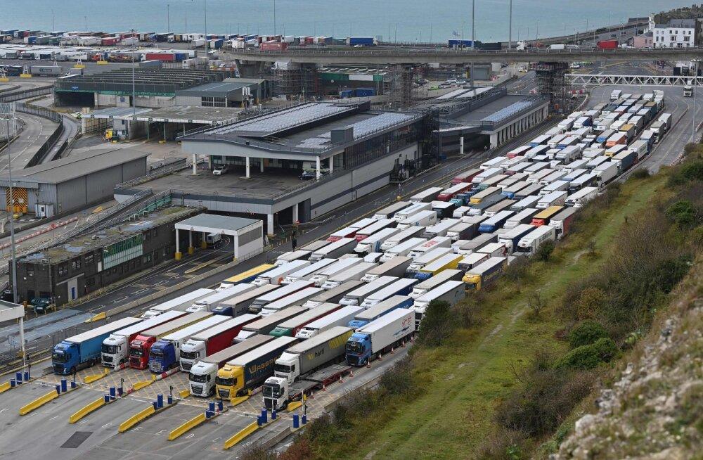 Reisikeelud Suurbritanniale laienevad, Euroopa Liit arutab oma reageeringut