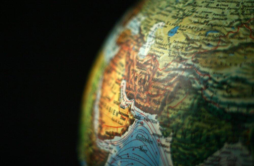 RISKID KAARDISTATUD | Millistesse riikidesse on hetkel kõige ohtlikum reisida?
