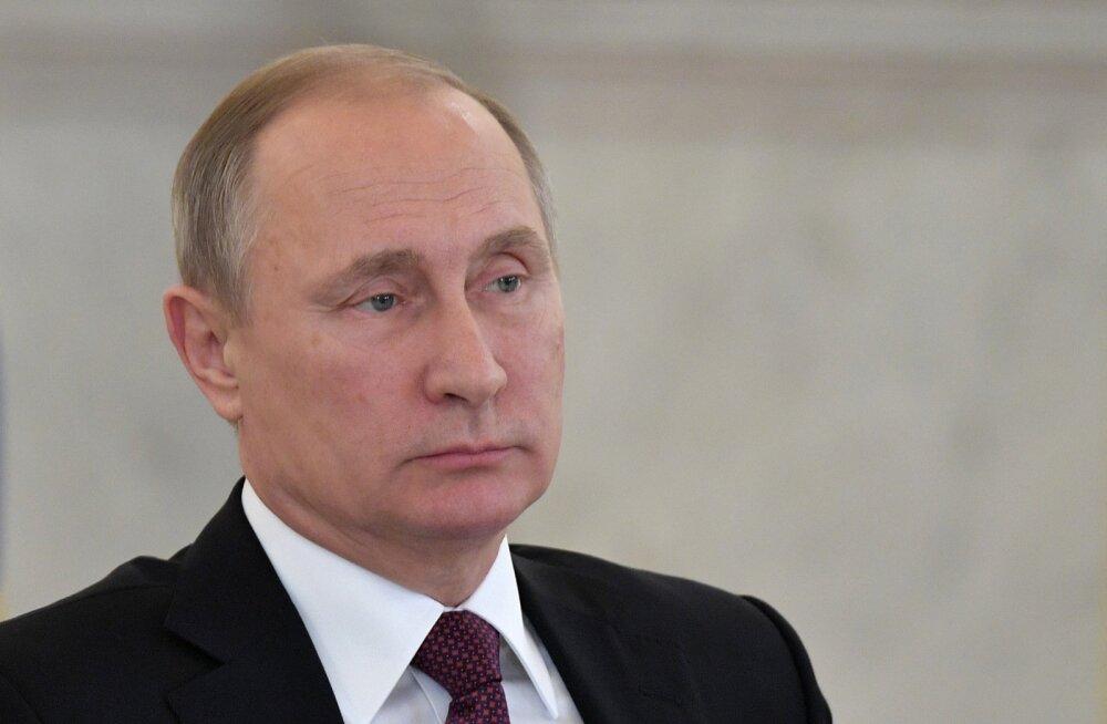 USA luureametnikud: Putin osales isiklikult USA valimiste mõjutamises
