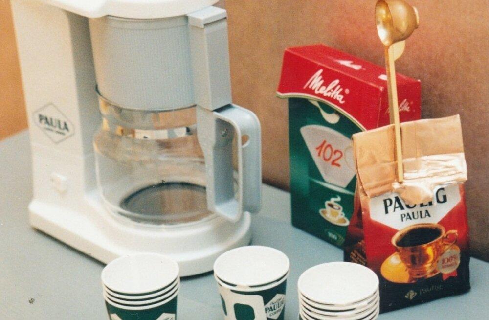 Kohv, kohvimasin