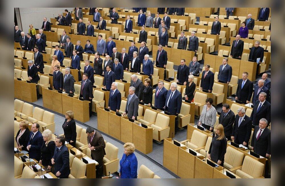 Vene riigiduuma kiitis heaks amnestia 25 000 kinnipeetavale, vabaks peaks saama ka Pussy Rioti liikmed