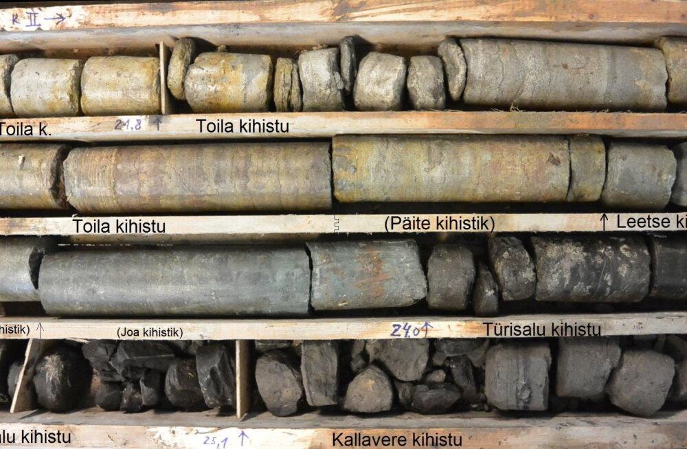 Värske teadustöö: Eesti maapõues on 6,7 miljonit tonni uraani