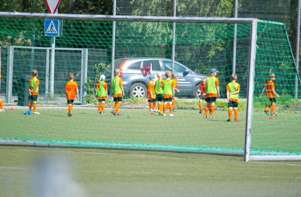 4fa79b1695e Homme algab registreerimine jalgpalli suvelaagritesse - Sport