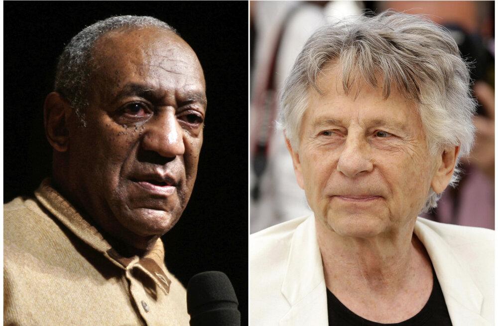 Ameerika filmiakadeemia viskas Bill Cosby ja Roman Polanski kunagiste seksuaalkuritegude tõttu oma ridadest välja