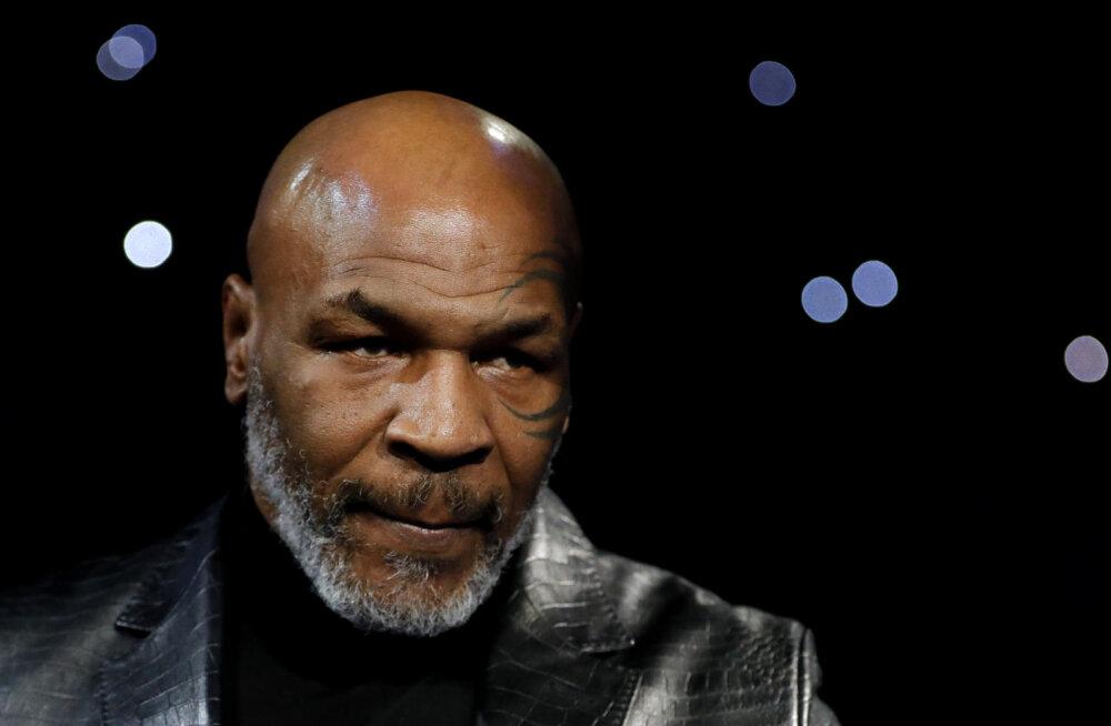 Mike Tyson oma elu madalpunktist: ma peksin narkouimas läbi seitse prostituuti