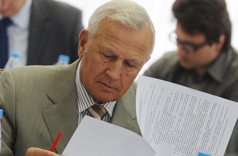 В России не исключают, что ЧМ-2022 могут перенести из Катара