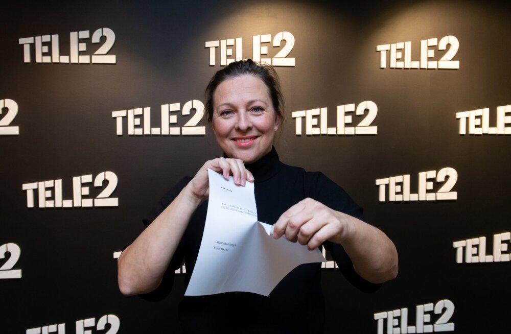 Tele2 loobub tavalisest puhkusesüsteemist ning annab töötajatele võimaluse puhata nii palju kui vaja. Personali- ja klienditeeninduse direktori Sirli Seliovi kinnitusel peaks piiramatu puhkus arendama kollektiivset vastutust ja meeskonnatööd.