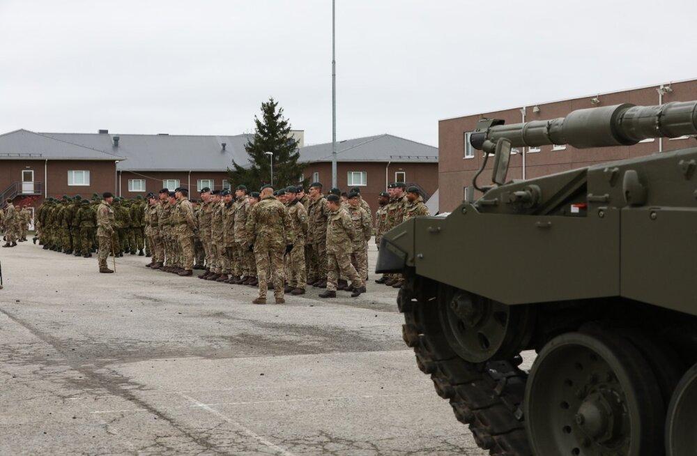 Raport: Suurbritannia jääks konfliktis Venemaaga relvastuselt põhjalikult alla