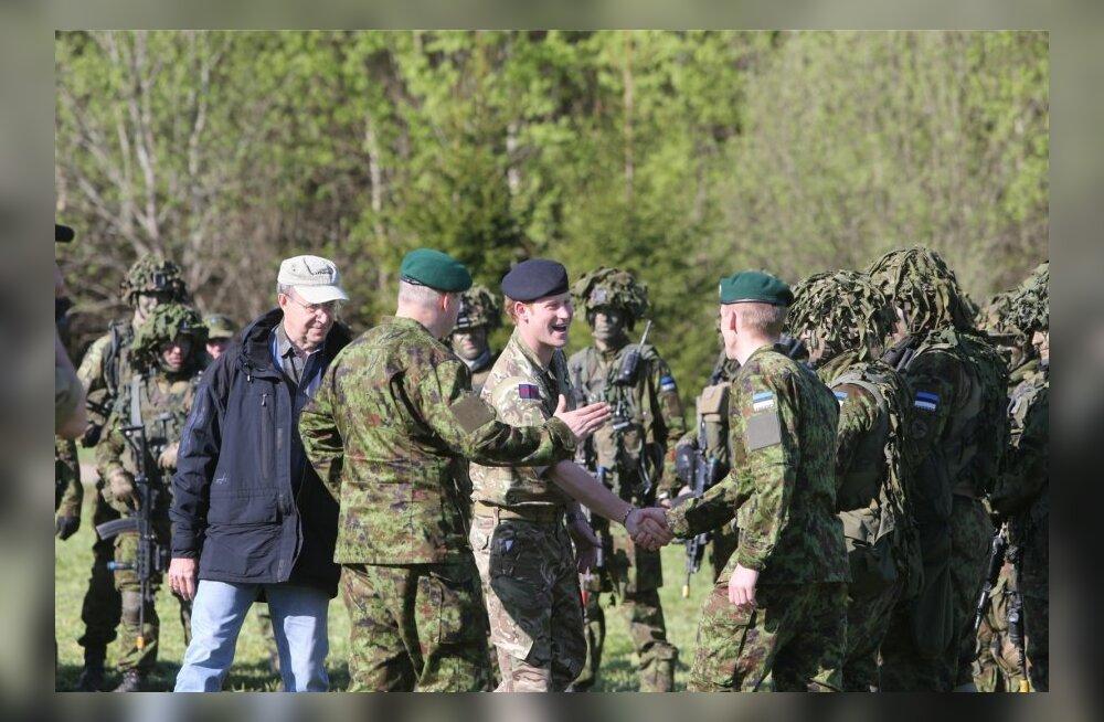 Eesti sõdur aitas prints Harryl suhet elus hoida, Kevadtormil kohtuti taas: mäletad, sul oli arvuti ja internet!