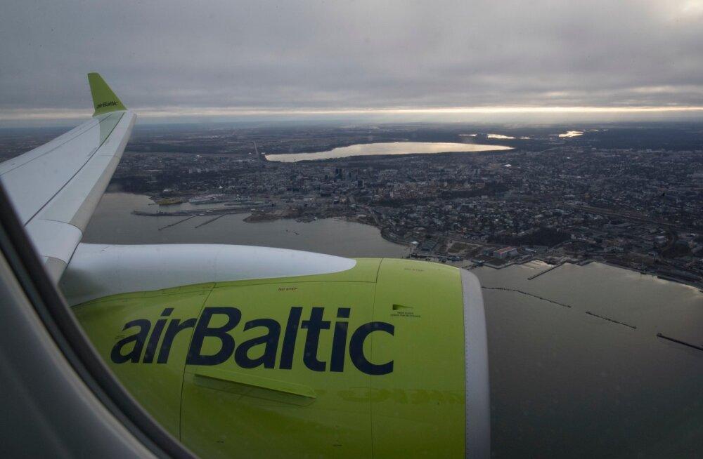 Исторические рекорды airBaltic: в летний период 2020 года авиакомпания предложит жителям Эстонии еще больше возможностей для путешествий