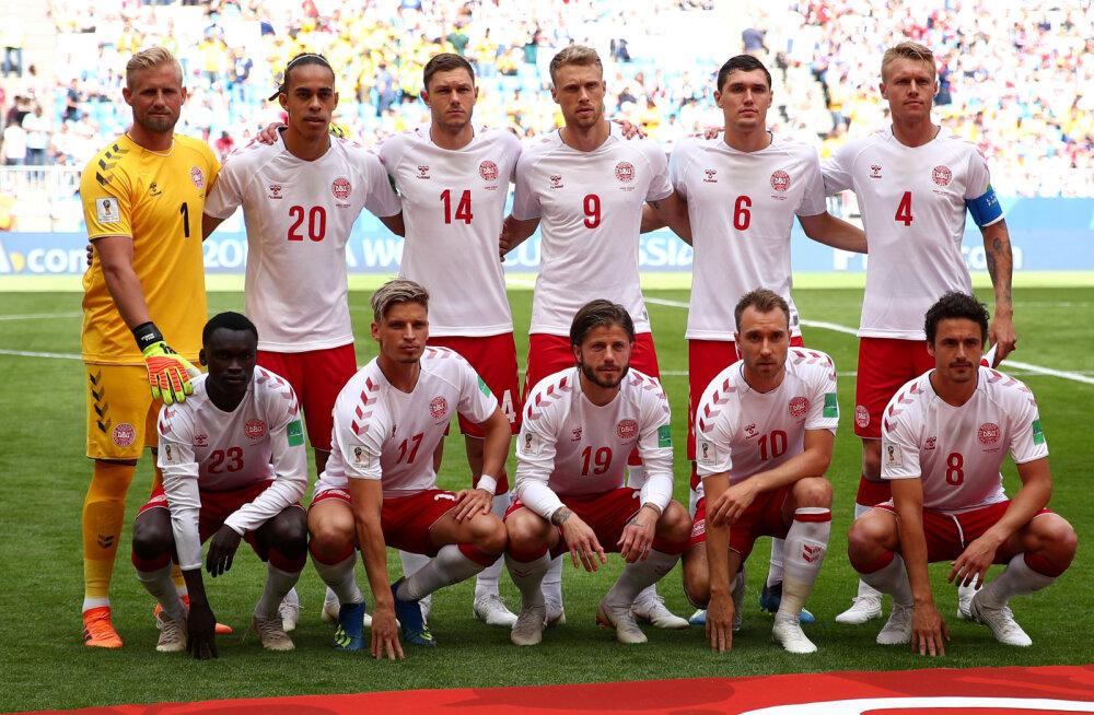 Taani jalgpallikoondist ähvardab UEFA võistlustelt eemaldamine, Rahvuste liigat alustatakse teise ešeloni mängijatega