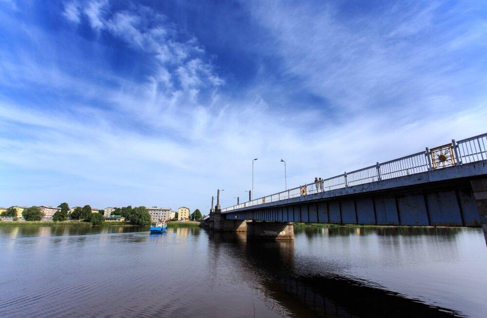 otsingud Pärnu jõel