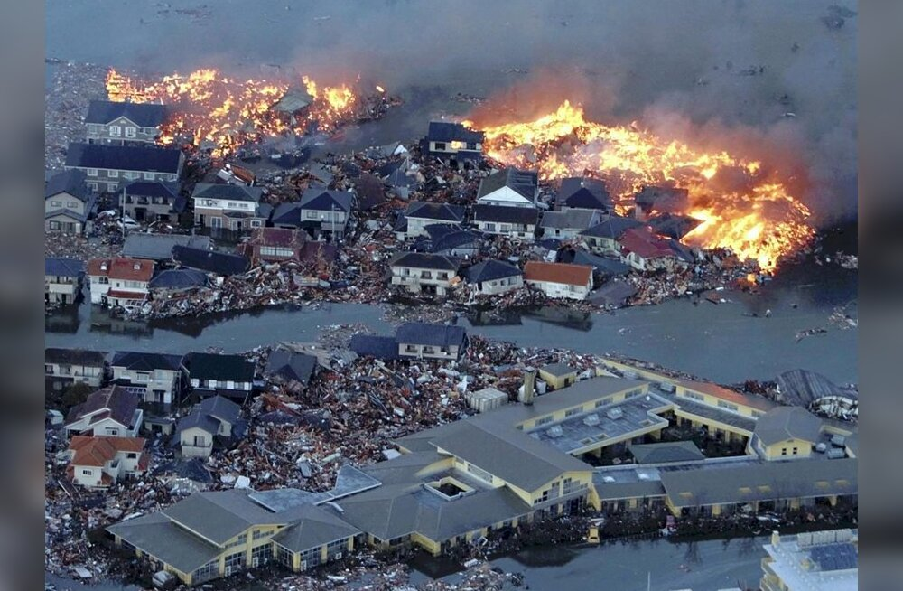 an analysis of the natural disasters and the issues of the tsunami