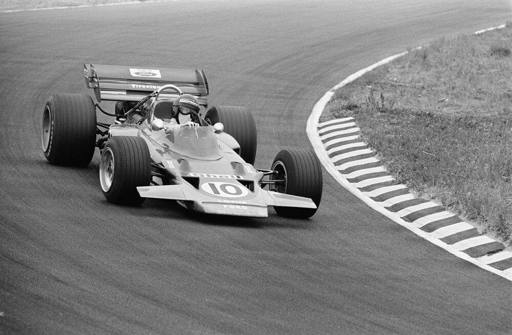 F1 aastal 1970: Jochen Rindt sai surma, kuid tuli ikkagi maailmameistriks