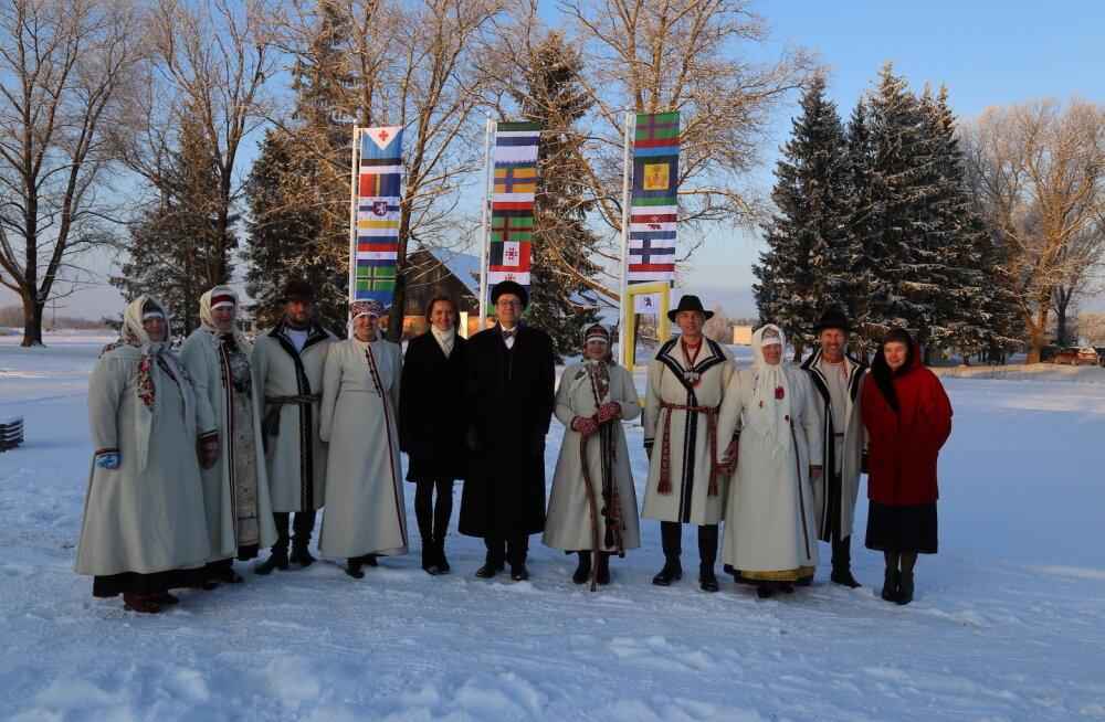 President Ilves: soome-ugri kultuuripealinn Obinitsas andis paljudele usku ja tuge