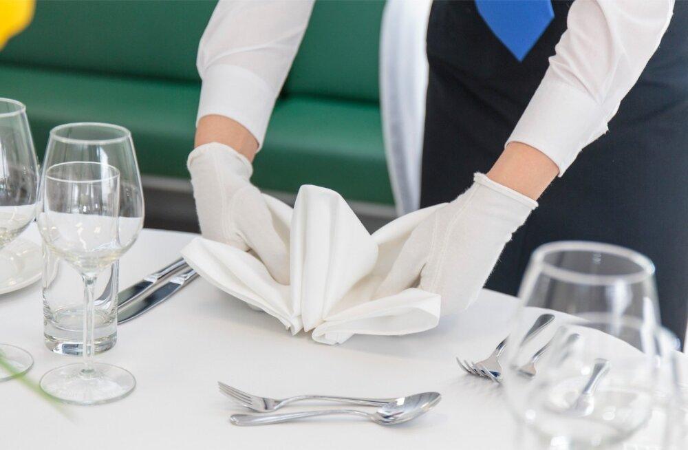 Fine Dining koolitus