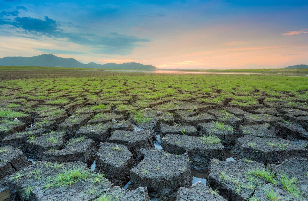 Kliimamuutused viivad meid 3 miljardit aastat tagasi