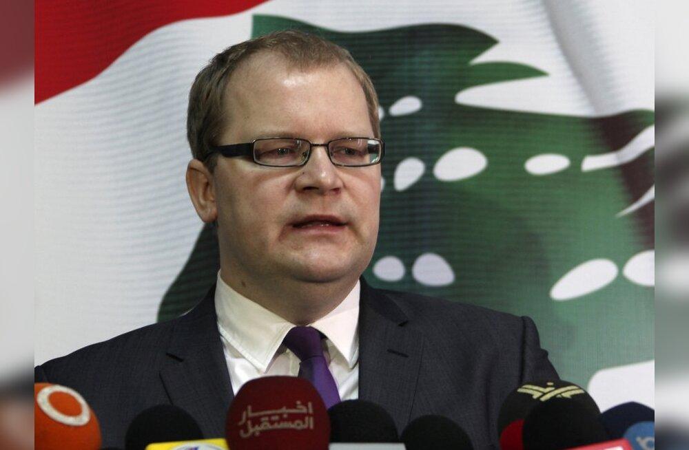 Paet kohtub inimröövi tõttu Araabia riikide välisministritega