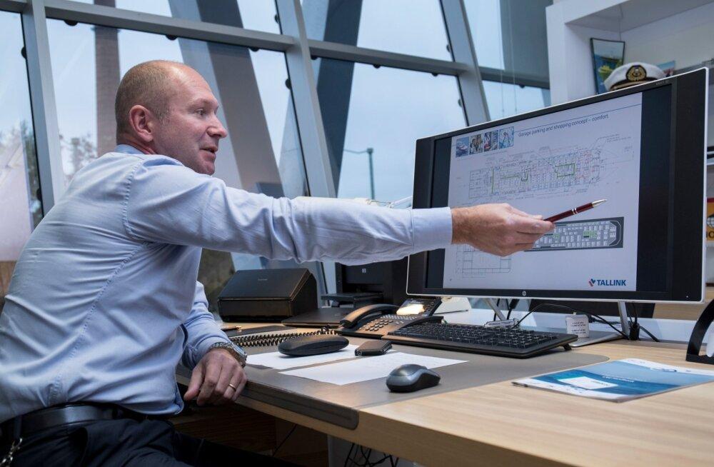 Tallinki tehnikadirektor, kapten Tarvi-Carlos Tuulik on üks neist, kelle eestvedamisel ehitatakse maailma esimest LNG-kütusega sõitma hakkavat kiiret reisiparvlaeva.