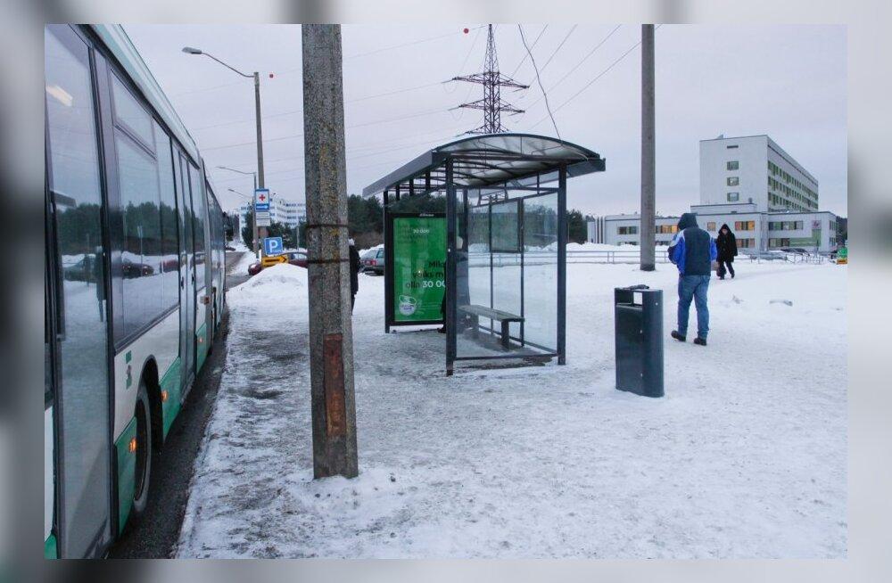 Bussipeatus Retke teel