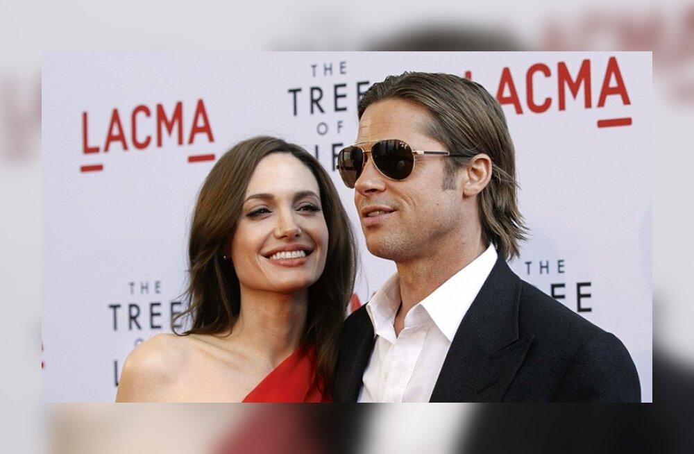 Brad Pitt kahetseb