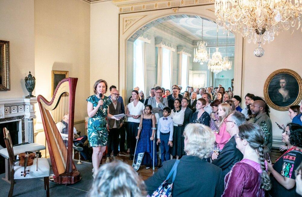 """Muusikavaldkonna soolise võrdõiguslikkuse projekti """"Keychange"""" teise faasi finaalüritus toimub Tallinn Music Week 2023 raames"""