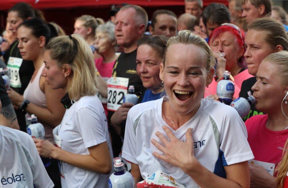 ФОТО | I did it! Кто из жительниц Эстонии участвует в Таллиннском марафоне?