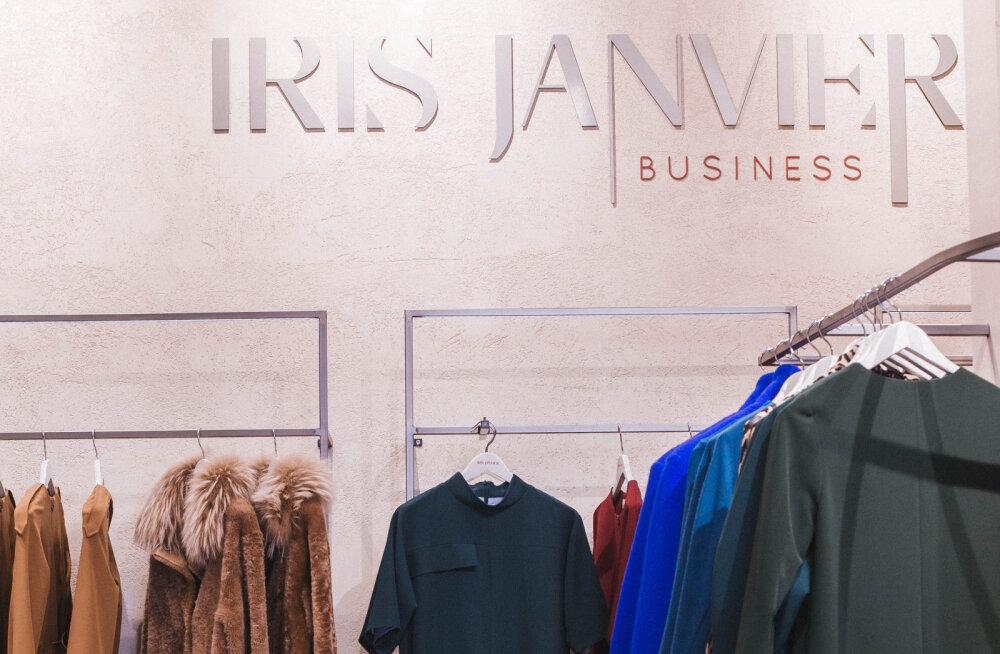 Популярный бренд Iris Janvier открыл новый концепт-стор в центре Таллинна