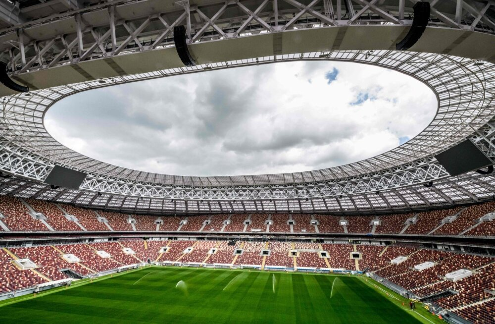 Nurmagomedov kavatseb Mayweatherit võõrustada Lužniki staadionil 100 000 silmapaari ees