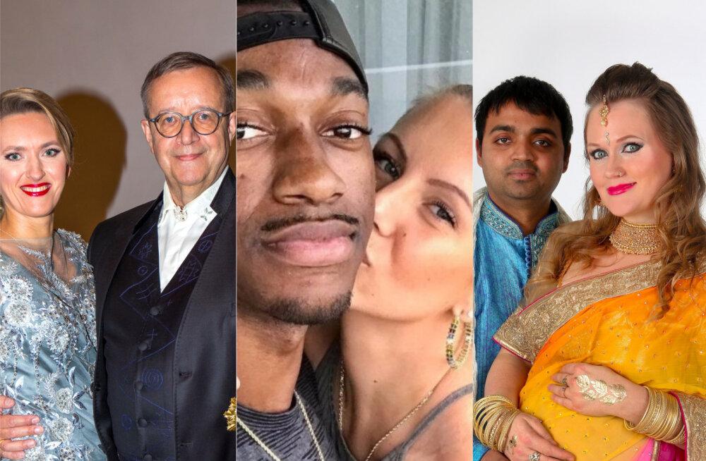 TOP 8   Armastus ei küsi rahvust! Need kuulsad ja prominentsed eestlased on enda elu armastuse leidnud hoopis kaugemalt
