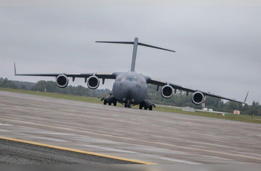 USA õhuväe C-17