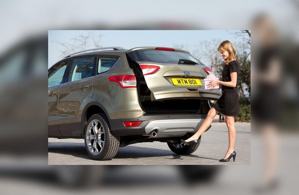 Uus Ford Kuga: lihtne make-up või totaalne muutumine?