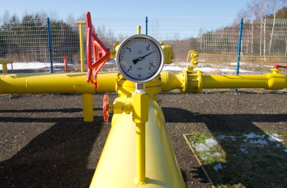 """""""Газпром"""" готовится к строительству на Балтике двух гигантских комплексов"""