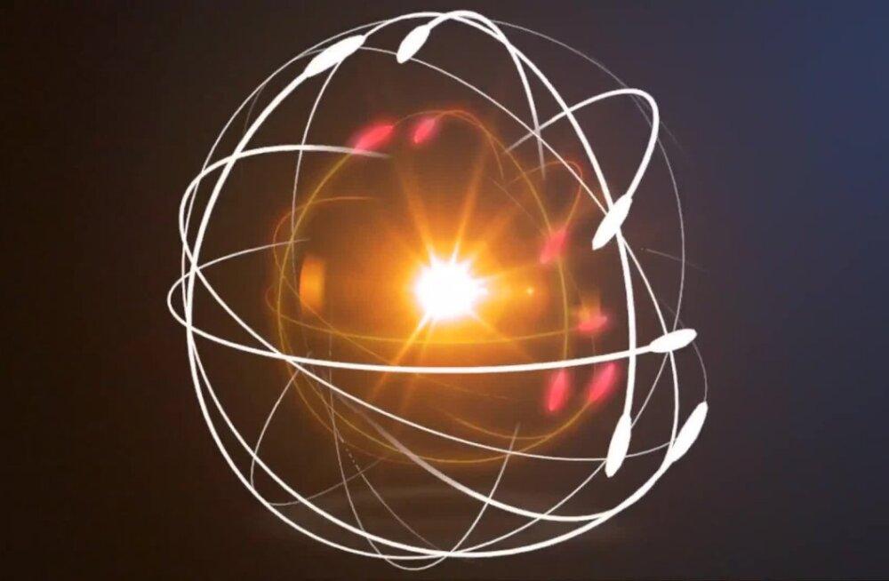 Kaheksa korda võimsam termotuumapommist: kvarkide ühinemisel vabanev energia ehmatas teadlasigi