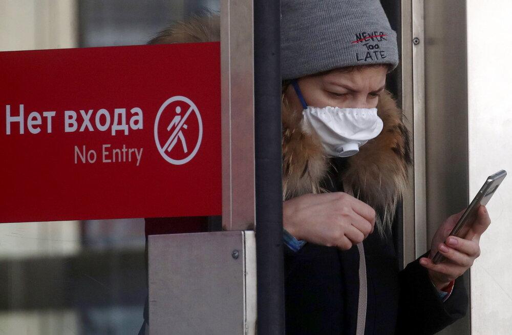 В России выявили 71 новый случай заражения коронавирусом, более 52 тысяч остаются под наблюдением