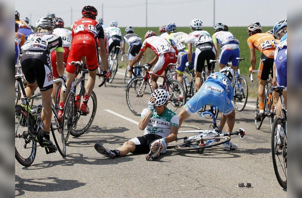 Jalgratturid ei tohi enam süstides aineid organismi viia