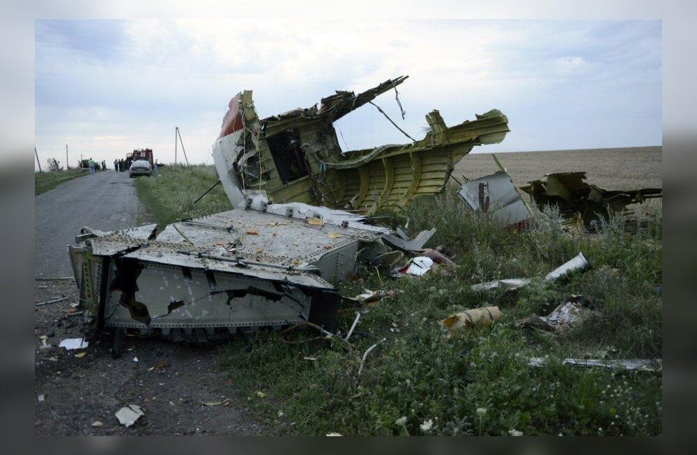 KUULA: SBU võttis vahelt separatistide vestlused allatulistatud lennuki kohta?